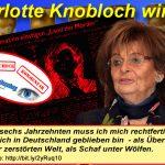 Charlotte Knobloch wird 85