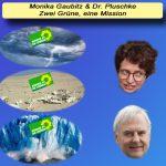 LK Nea-Bw: Gaubitz und Dr. Pluschke - Grüne Klimawandel-Hysterie