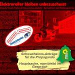 LK Nea-BW: Grüner Schwachsinnsantrag, aber Propaganda