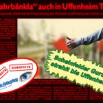 """LK Nea-Bw Uffenheim: Scheinfelder Anhalter-""""Idee"""" Thema im Verwaltungsausschuss"""