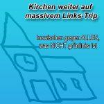 Nürnberg > Katholische Kirche: Schrille Links-Töne aus den Orgel-Pfeifen
