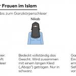 Europa > Islam: Dänemark verbietet Burka und Nikab