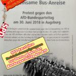 AfD-Bundesparteitag: SPD mobilisiert die Betriebskampfgruppen des DGB zum letzten Gefecht