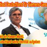Wirtschaft > Siemens: Großmaul Käser ist ein Soros-Jünger zum Nachteil Deutschlands