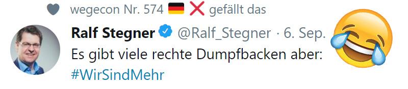 >> Netzfund: #SPD-Pöbel-Ralle Ralf #Stegner
