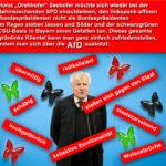 Seehofer auf Schleimerkurs bei den Altparteien mit AfD-Bashing