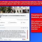 Dortmund: Polizei erfindet fremdenfeindlichen Übergriff – Opfer widerspricht