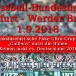 Fussball > Bundesliga: Deutschland, du mieses Stück Scheiße