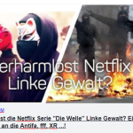 Netflix betreibt knallhart Propaganda für Linksfaschisten