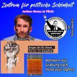 """""""Zentrum für politische Schönheit"""" #zps Mit moralischer Überheblichkeit im Tiefflug ins Abseits"""