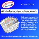 Ansbach: Stadt, Experte und Philantropen-Club leisten wertvollen Bildungsauftrag zum Rechtsextremismus