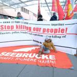 Nürnberg: Antifa-Demo gegen Abschiebung