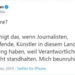 SPD-Esken verteidigt #Umweltsau und #Nazisau
