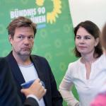 Grüne wollen nächste Bundesregierung anführen - Würg
