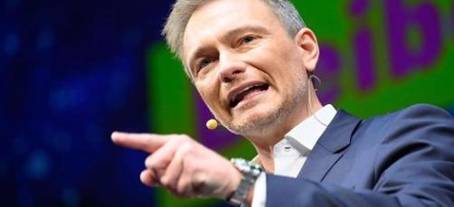 Geistesblitz in der FDP - Lindner spricht aus, was alle Normal-Bürger denken