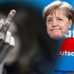 Der grünlinke deutsche Propaganda-Staat hat kräftig eine geklatscht bekommen