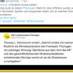Die wahren Faschisten in diesem Land - Grüne, CDU, CSU, SPD, Linke. Scheiss auf Verfassung und Demokratie