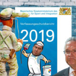 Bayerische Hexenjäger tun Buße - Innenminister Herrmann muss Verfassungschutzbericht 2019 schwärzen