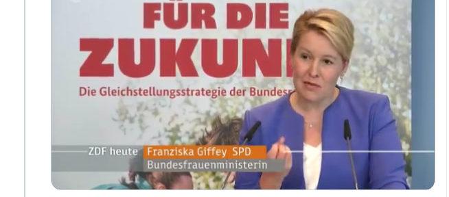 ZDF lügt wieder einmal, um die Kulturmarxisten von der SPD zu decken
