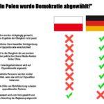 Polen vs. Deutschland - wahrlich kein Grund zur Selbstverherrlichung des Merkel-Regimes