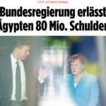CSU-Minister Müller veranlasst Schuldenerlass an Islam-Regime in Ägypten