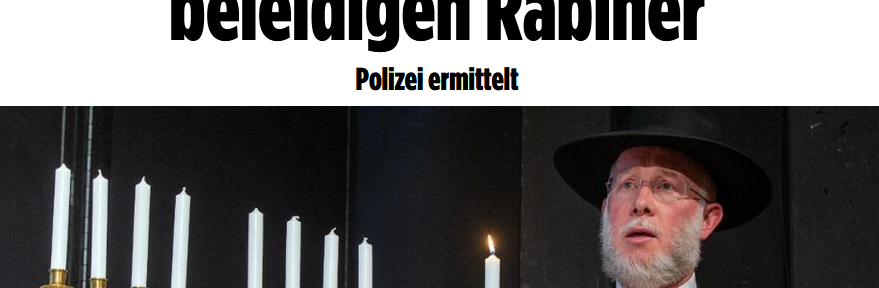 Nach Araber-Angriff auf Rabiner - Charlotte Knobloch versagt völlig beim AfD-Bashing