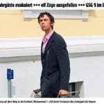 Mohammed mit langem Vorstrafenregister ein Sympathieträger für deutsche Skandaljustiz