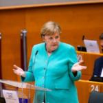 Merkel zieht mit der SPD bei der Diskreditierung der Polizei an einem Strang