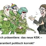 Wandelnde CDU Inkompetenz AKK ihrem Ziel ganz nahe - Quotenfrau