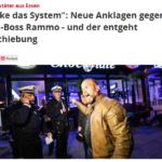 Clan-Chef Rammo lacht Buntland aus und f*ckt das System als Folge rotgrüner Politik
