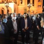 Um Gnade bei den BLM-Rassisten betteln für einen SPD-OB kein Problem -Faktischer Kniefall