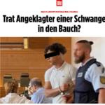 Freiburger Gruppenvergewaltigungs-Gang - zwei Typen schon wieder im Griff der Justiz
