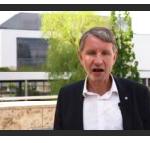 Höcke legt dem Assi Ramelow in Thüringen den Rücktritt nahe - Gnade uns, wenn die Typen an die Macht kämen
