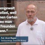 Ach Gottle, Krawallmigranten sind Opfer von deutschem Kaltland