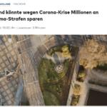 Infantile Klimahysteriker und grünlinke  Neomarxisten begeistert - Corona schafft Mittelalter-Effekt im Zeitraffer