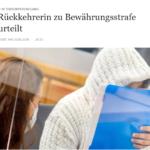 Deutsche Gerichte verurteilen Helfershelfer der Schlächter vom Islamischen Staat zu Bewährungsstrafen - leidet die Skandaljustiz an Amnesie?