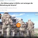 """NATO-Mitglied Türkei führt mit islamistischen Söldnern Krieg gegen christliches Armenien - """"Scharia""""-Entwicklungshilfe"""