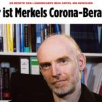 Die Covidioten Merkel und Konsorten lassen sich in Pandemie-Fragen von Physiker beraten
