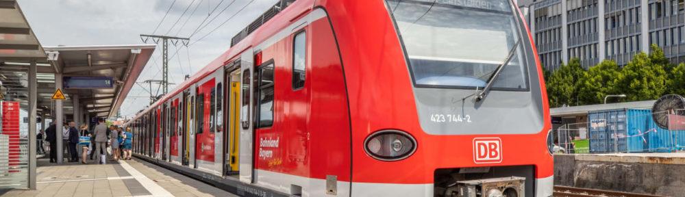 München: Mann greift Mädchen (16) in S-Bahn an