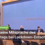 Wieso gab es keine Bundestagsabstimmung zur Lockdown-Entscheidung? — RT Deutsch