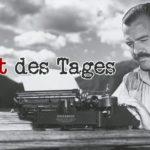 """Recht so: Die """"Mannschaft"""" hatte weniger Zuschauer als """"Bares für Rares"""" – 1984 – Das Magazin"""