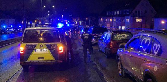 "Corona-Blockade auf A73: Innenminister sieht ""neue Stufe der Eskalation"" - Nürnberg - nordbayern.de"