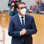 Holetschek legt Amtseid als Bayerns neuer Gesundheitsminister ab | BR24