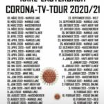 Karl Lauterbach Corona-TV-Tour 2020/2021