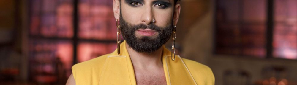 Petiton fordert: Conchita Wurst soll deutsche Nationalhymne singen